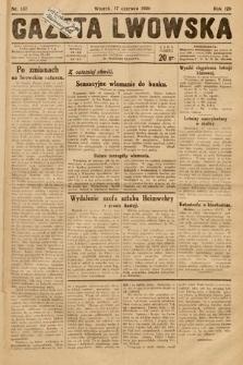Gazeta Lwowska. 1930, nr137