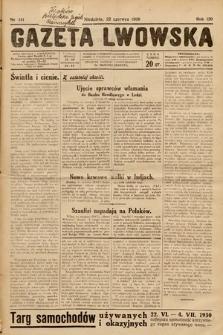Gazeta Lwowska. 1930, nr141