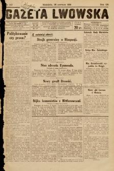 Gazeta Lwowska. 1930, nr147
