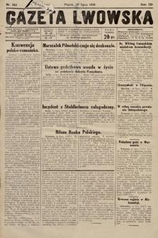 Gazeta Lwowska. 1930, nr163