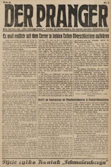 Głos Górnego Śląska : pismo poświęcone sprawom G. Śląska oparte na gruncie narodowo-polskim niezależne w polityce. 1931, nr2