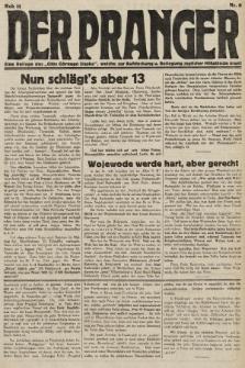 Głos Górnego Śląska : pismo poświęcone sprawom G. Śląska oparte na gruncie narodowo-polskim niezależne w polityce. 1931, nr8
