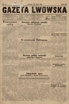 Gazeta Lwowska. 1930, nr172