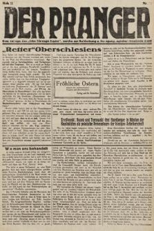 Głos Górnego Śląska : pismo poświęcone sprawom G. Śląska oparte na gruncie narodowo-polskim niezależne w polityce. 1931, nr13