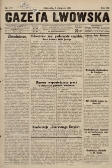 Gazeta Lwowska. 1930, nr177
