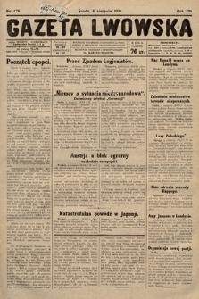 Gazeta Lwowska. 1930, nr179