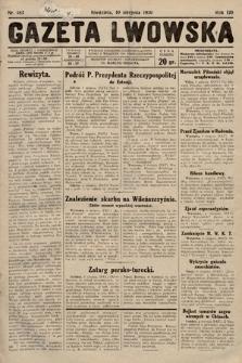 Gazeta Lwowska. 1930, nr183