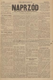 Naprzód : organ centralny polskiej partyi socyalno-demokratycznej. 1907, nr182