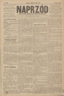 Naprzód : organ centralny polskiej partyi socyalno-demokratycznej. 1907, nr185