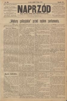 Naprzód : organ centralny polskiej partyi socyalno-demokratycznej. 1907, nr188