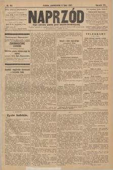 Naprzód : organ centralny polskiej partyi socyalno-demokratycznej. 1907, nr191