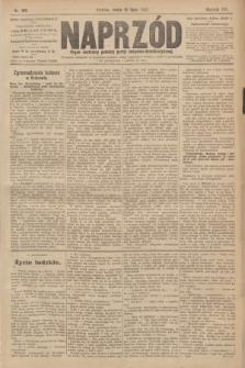 Naprzód : organ centralny polskiej partyi socyalno-demokratycznej. 1907, nr193
