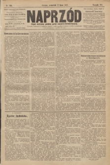 Naprzód : organ centralny polskiej partyi socyalno-demokratycznej. 1907, nr194