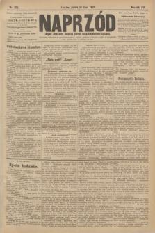 Naprzód : organ centralny polskiej partyi socyalno-demokratycznej. 1907, nr202