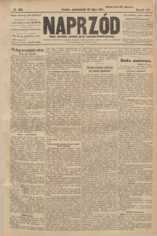 Naprzód : organ centralny polskiej partyi socyalno-demokratycznej. 1907, nr205