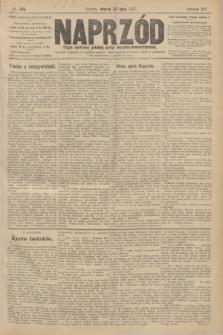 Naprzód : organ centralny polskiej partyi socyalno-demokratycznej. 1907, nr206