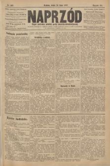 Naprzód : organ centralny polskiej partyi socyalno-demokratycznej. 1907, nr207