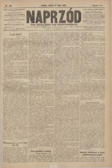 Naprzód : organ centralny polskiej partyi socyalno-demokratycznej. 1907, nr210