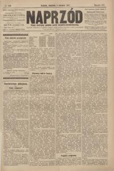 Naprzód : organ centralny polskiej partyi socyalno-demokratycznej. 1907, nr218
