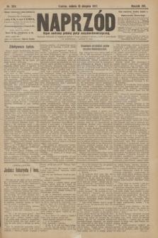 Naprzód : organ centralny polskiej partyi socyalno-demokratycznej. 1907, nr224
