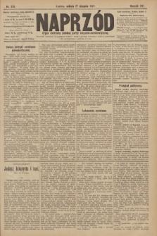 Naprzód : organ centralny polskiej partyi socyalno-demokratycznej. 1907, nr231