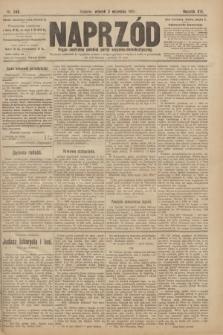 Naprzód : organ centralny polskiej partyi socyalno-demokratycznej. 1907, nr248