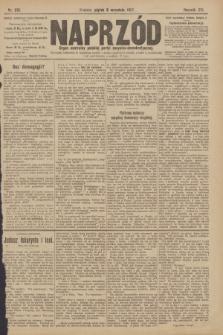 Naprzód : organ centralny polskiej partyi socyalno-demokratycznej. 1907, nr251