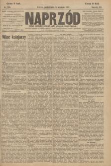Naprzód : organ centralny polskiej partyi socyalno-demokratycznej. 1907, nr254