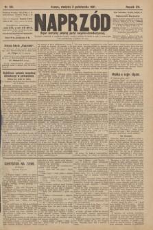 Naprzód : organ centralny polskiej partyi socyalno-demokratycznej. 1907, nr281