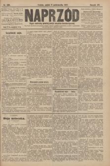 Naprzód : organ centralny polskiej partyi socyalno-demokratycznej. 1907, nr286
