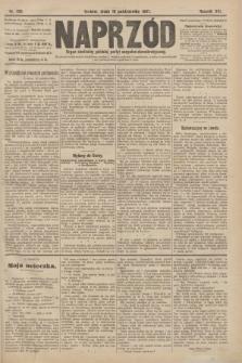 Naprzód : organ centralny polskiej partyi socyalno-demokratycznej. 1907, nr291