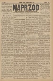 Naprzód : organ centralny polskiej partyi socyalno-demokratycznej. 1907, nr297