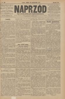 Naprzód : organ centralny polskiej partyi socyalno-demokratycznej. 1907, nr301