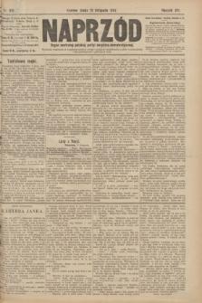 Naprzód : organ centralny polskiej partyi socyalno-demokratycznej. 1907, nr319