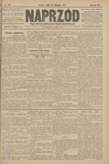 Naprzód : organ centralny polskiej partyi socyalno-demokratycznej. 1907, nr326