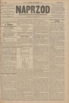 Naprzód : organ centralny polskiej partyi socyalno-demokratycznej. 1907, nr330