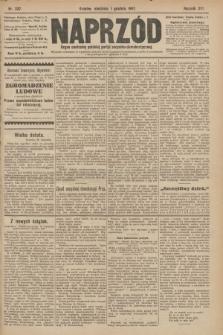 Naprzód : organ centralny polskiej partyi socyalno-demokratycznej. 1907, nr337
