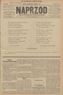 Naprzód : organ centralny polskiej partyi socyalno-demokratycznej. 1907, nr338 (po konfiskacie nakład drugi)