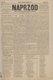 Naprzód : organ centralny polskiej partyi socyalno-demokratycznej. 1907, nr344