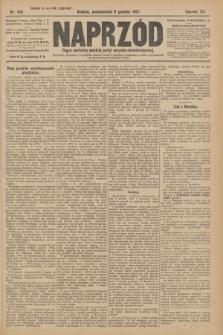 Naprzód : organ centralny polskiej partyi socyalno-demokratycznej. 1907, nr345