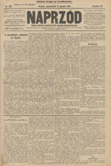 Naprzód : organ centralny polskiej partyi socyalno-demokratycznej. 1907, nr352 (po konfiskacie nakład drugi)