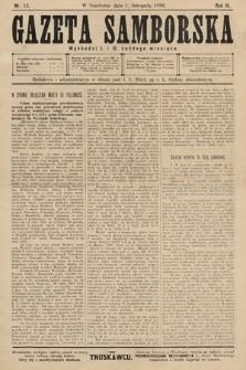 Gazeta Samborska. 1896, nr13