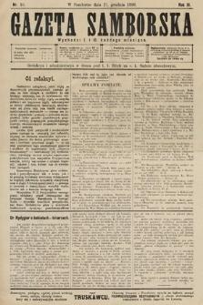 Gazeta Samborska. 1896, nr16