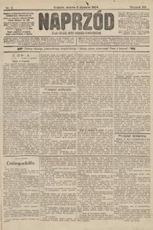Naprzód : organ polskiej partyi socyalno-demokratycznej. 1904, nr5
