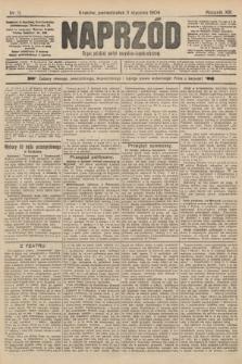 Naprzód : organ polskiej partyi socyalno-demokratycznej. 1904, nr11
