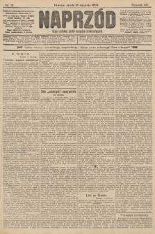 Naprzód : organ polskiej partyi socyalno-demokratycznej. 1904, nr13