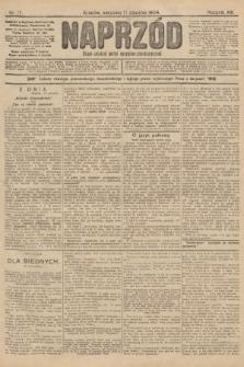 Naprzód : organ polskiej partyi socyalno-demokratycznej. 1904, nr17