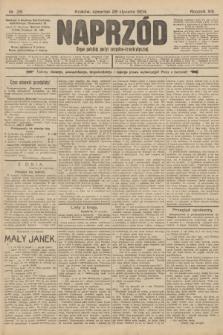 Naprzód : organ polskiej partyi socyalno-demokratycznej. 1904, nr28