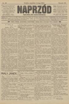 Naprzód : organ polskiej partyi socyalno-demokratycznej. 1904, nr35