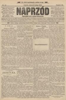 Naprzód : organ polskiej partyi socyalno-demokratycznej. 1904, nr37 (po konfiskacie nakład drugi)